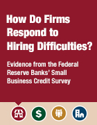 How Do Firms Respond to Hiring Difficulties?